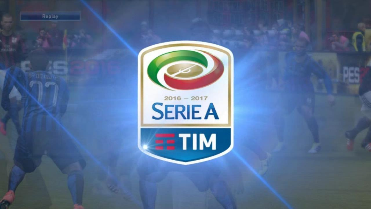 SerieA 2016-2017 Version2 replay preview