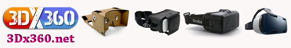 3D Stereoscopy VR